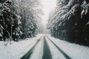 Auto-stop d'hiver : Planification d'un trajet