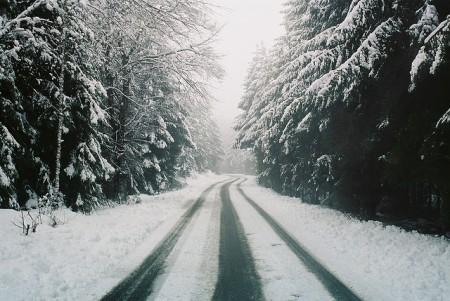 Route hiver par flickr : afckeeper95