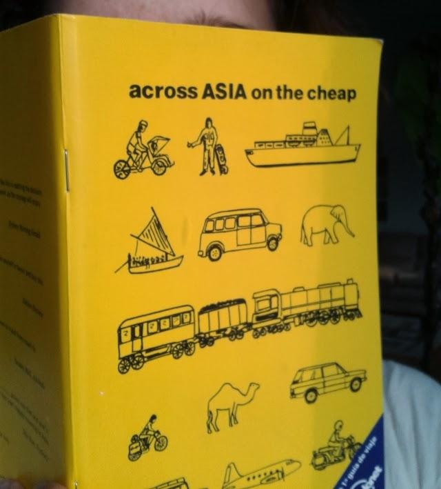 Le premier Lonely Planet et l'auto-stop