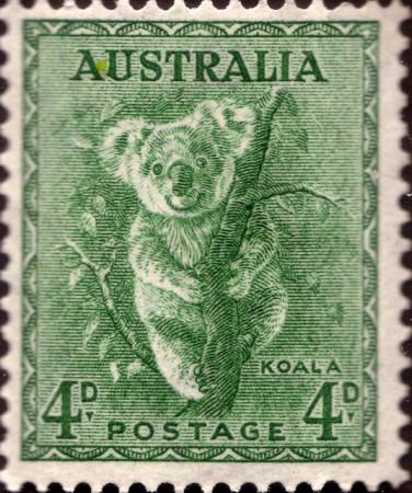 Australia_koala_stamp