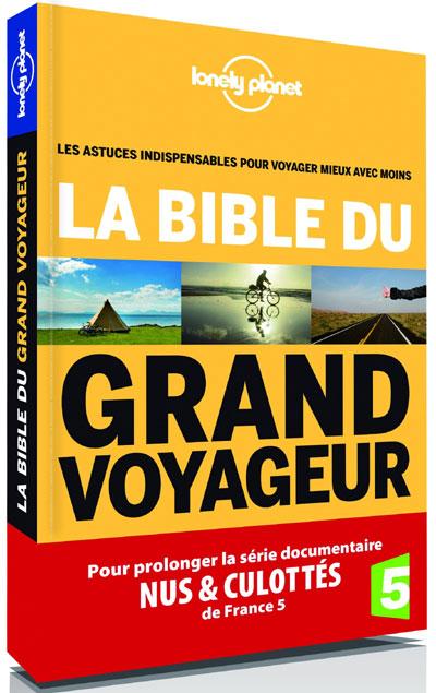 Bible du grand voyageur couverture