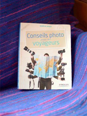Lectures : Conseils photo pour voyageurs par Aurélie Amyot