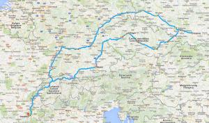 Aller-retour en stop Grenoble – Cracovie en 6 jours