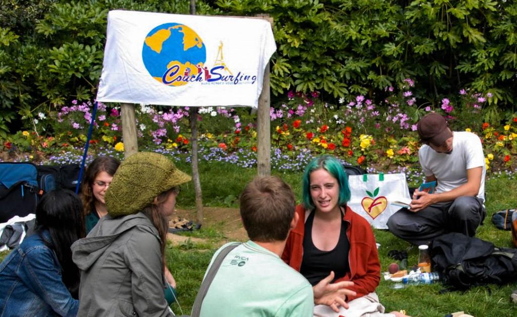 Paris Rendez-vous 2007 Couchsurfing