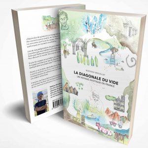 Lectures : La diagonale du vide de Mathieu Mouillet