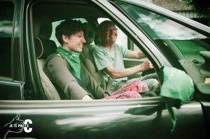 Autostoppeuses fantastiques – Florence – Je te Poussce