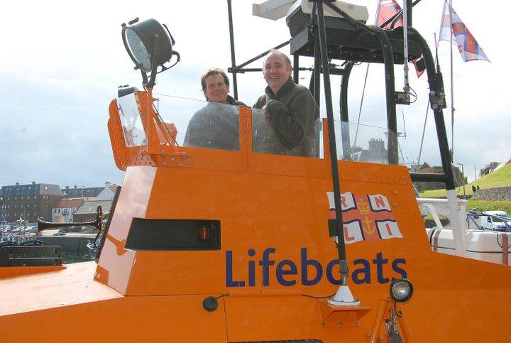 Bateau-stop et levée de fonds sur la côte ouest de l'Écosse