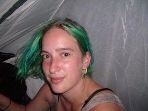 Camping urbain : Une vagabonde dans la ville…