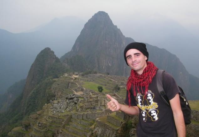Tour du monde en autostop – Jérémy Marie