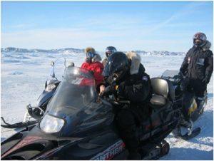 Accident de motoneige : Un tour de qamutik-ambulance…