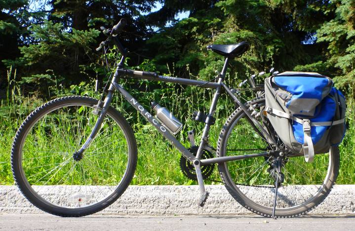 Solange vélo hybride