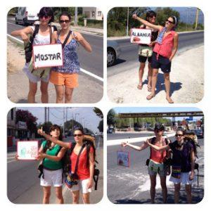 Autostoppeuses fantastiques : Les P'tites Poucettes