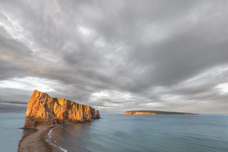 rocher percé Gaspésie