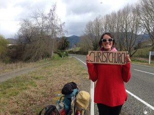 Autostoppeuses fantastiques : Emmanuelle de Pouce ton sac