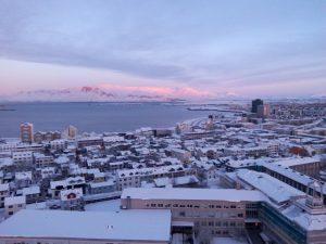 En transit et en stopover – Reykjavik