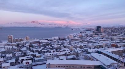 Reyjavik-panorama