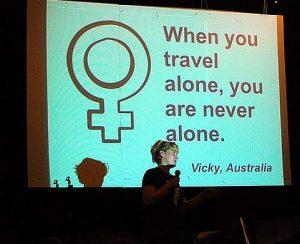 Voyage solo au féminin : Femmes voyageuses et inspirantes