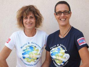 Interview-stop : Maria et Séverine, un tour du monde en auto-stop