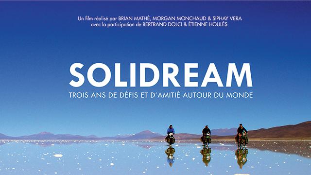 Solidream le film : à vélo autour du monde pendant 3 ans