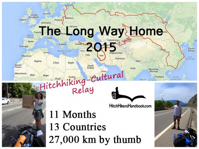 The Long Way Home 2015 projet de Jon et Ania