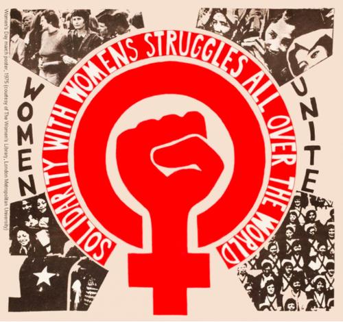 Journée Internationale des luttes pour les droits des femmes