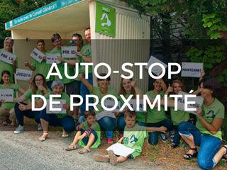 auto-stop de proximité ou covoiturage ad hoc