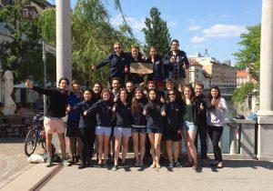 Ed'Express : une course d'auto-stop étudiante lilloise