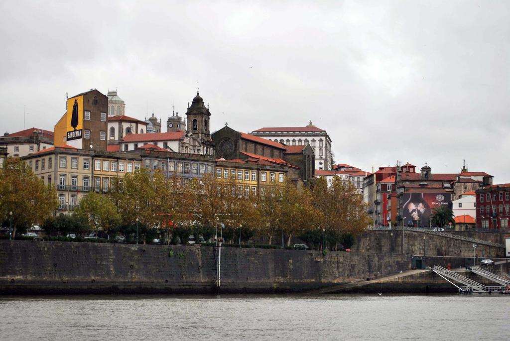 Vue de la ville de Porto