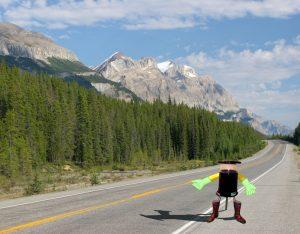 Insolite : hitchBOT, robot-stoppeur à travers le Canada