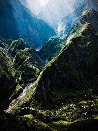 Citadelle de jade - La Réunion