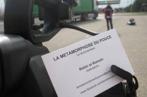 Documentaire sur l'auto-stop : La métamorphose du pouce