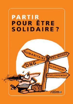 Lectures : Partir pour être solidaire par le collectif Ritimo