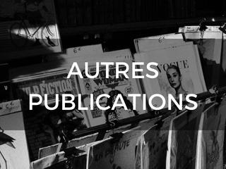 Autres publications par Anick-Marie Bouchard
