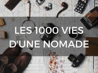 Les 1000 vies d'une nomade, récits de voyage alternatif