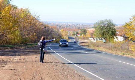autostoppeuse en Russie, Solenne Horellou