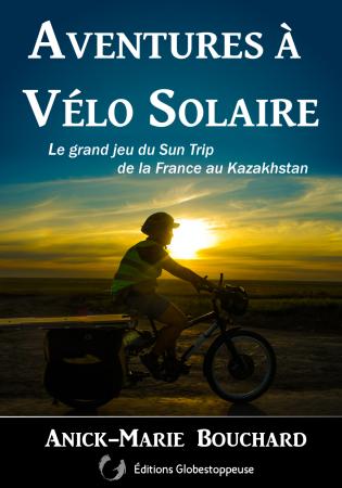 Couverture eBook Aventures à vélo solaire