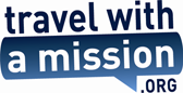 logo travel with a mission twam volontariat
