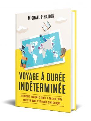 Lectures : Voyage à durée indéterminée par Michael Pinnaton