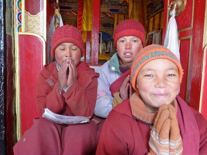 À pied au Zanskar : aventure au féminin